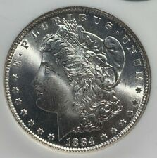 1884-CC Morgan Dollar NGC MS65, CAC Approved!  Carson City Stunner!