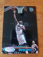 1998-99 Stadium Club First Day Issue Basketball Card /200 #72 Sherman Douglas NM