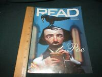 Read Weekly Reader magazine Life of Edgar Allan Poe Hoax In the pit the Raven