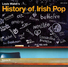 LOUIS WALSH's HISTORY OF IRISH POP / VARIOUS ARTISTS - 2 CD SET