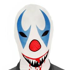 MorphMask KILLER CLOWN MASKE Halloween Karneval Mörder Clown Strumpfmaske Horror