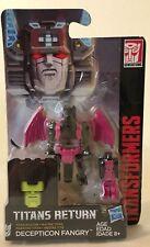 Transformers Titans Return Head Master Decepticon Fangry mini Figure generations