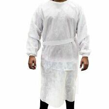 SURGISHIELD Sterile Surgical Protective Gown Wraparound Surgeon White Gown