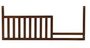 Baby Cache Crib To Toddler Bed Conversion Guard Rail Manhattan Cognac 4575-COG