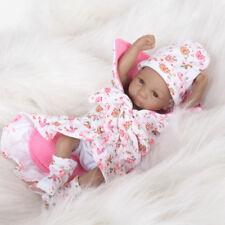 11 pouces réaliste Reborn Toddler Doll africain nouveau-né bébé poupée