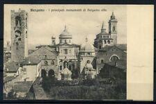Italia Regno 1921 Sass. Z53 Cartolina 100% Bergamo - viaggiata
