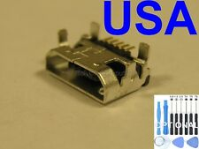 Micro USB Charging Port Charger Sync Connector for Dell Venue 8 T02D Tablet USA