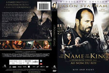In the Name of the King: A Dungeon Siege Tale (DVD, 2012)