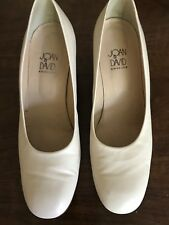Joan & David 100%Leather (women's) Size 10 M  Classic Formal Shoes Color Bone