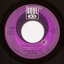 JR WALKER & THE ALL STARS Brainwasher/What Does It Take  Mod Northern 45 on Soul