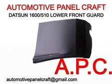 Datsun 1600/510 lower front guard right rust repair panel