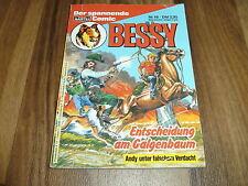 BESSY  #  16  -- ENTSCHEIDUNG am GALGENBAUM / Bastei 1983