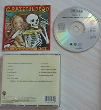 CD GRATEFUL DEAD THE BEST OF SKELETONS FROM THE CLOSET 11 TITRES