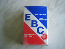 EBC BRAKE PADS FA81 YAMAHA RD80 XS400 XT600 & MORE  MANY MODELS NOS FREE POSTAGE
