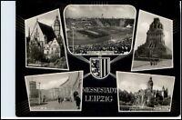 LEIPZIG Sachsen DDR AK 1960 ua. Stadion der 100.000