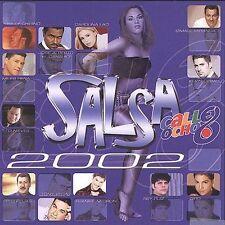 Salsa en la Calle 8 2002 by Various Artists (CD, Feb-2002, Protel)