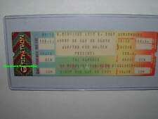 The RAMONES Unused 1979 Concert Ticket B. GINNINGS - CHICAGO Very Rare