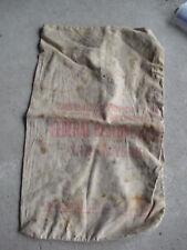 Vintage Federal Reserve Bank of New York Bank Bag