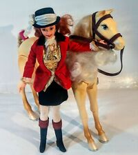 2006 Barbie and Jumping Tawny Neighing Horse Replacement Horse W/ Sounds Works