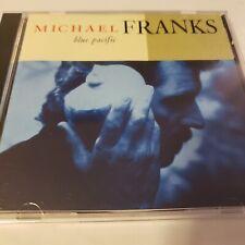 Michael Franks Blue Pacific CD Album 1990 Reprise Records 10 songs