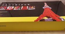 Kawada Nanoblock Tokyo Tower Deluxe Edition - japan toy Nb-022 1420pcs