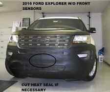 Lebra Front Mask Cover Bra Fits Ford Explorer 11-15 w//o park assist /& w//o Tow Pk