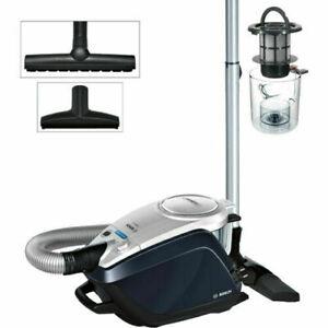 Bosch Relaxx'x ProSilence Plus SCHWARZ & Silber 700W Bodenstaubsauger BGS5BL432