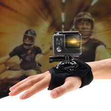 CO_ Hand Wrist Arm Strap 360-Degree Rotation Mount for Gopro Action Camera Luxur