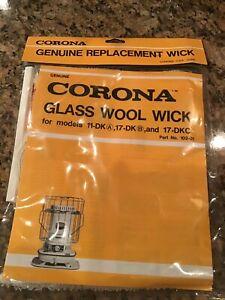 Corona 11,17 DK Original Wick
