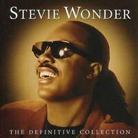 Stevie Wonder - The Definitive Collection [CD] Sent Sameday*