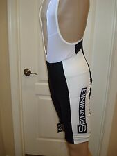 "MAD DOGG ATHLETICS SPINNING ""TEAM 10"" BIB SHORTS XXL 38-40 NEW"