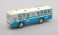 Vintage Plaything PMA (Japan) Tinplate Pull Back N-D357 One Man Bus