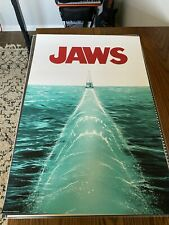 Doaly Jaws *SIGNED* Limited Edition Sold Out Print Nt Mondo