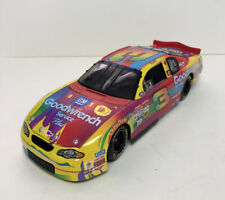 Rainbow Multi Colored Nascar Race Car Goodwrench #3 2000 Monte Carlo