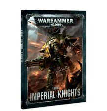 Codex Imperial Knights. Warhammer 40k. 20% off UK rrp.