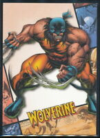2009 X-Men Origins Wolverine Archives Trading Card #A6 Wolverine