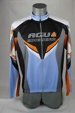 "Agu Bikegear Cycling Jacket Top Road MTB XL 45"" Chest Looks Unworn CG252"