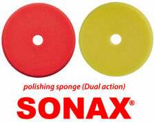 Sonax Foam Pad For Compounding and Polishing- 5 inch Kit