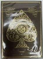 Gold Edition Artisan Playing Cards Theory11 Deck - Factory Sealed
