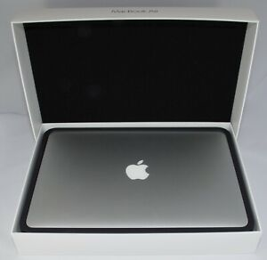 "Apple MacBook Air 13"" (256GB SSD, Intel Core i5, 1.6GHz, 4GB RAM) Notebook -..."