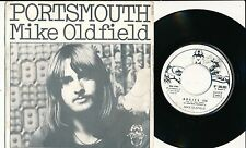 "MIKE OLDFIELD 45 TOURS 7"" FRANCE PORTSMOUTH"