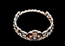 GENUINE PANDORA TIARA RING 180880CZ, ROSE GOLD,VARIOUS SIZES, FREE UK P&P.