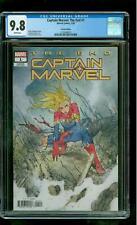Captain Marvel: The End 1 CGC 9.8 NM/MINT Peach Momoko Variant cover Marvel 2020