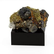 Chalcopyrite, Sphalerite, Boulangerite, Dolomite. 422.8 cts. Kosovo. Rare