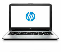 HP 15 LAPTOP WINDOWS 10 CORE 4TH GEN i3 WEBCAM 1TB 8GB 15.6 LCD HDMI WHITE