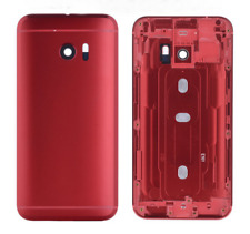 """For HTC 10 M10 5.2"""" Red Rear Battery Back Door cover Housing"""