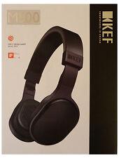 KEF M500 Over-Ear Hi-Fi Headphones - Black