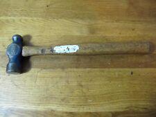 Vintage Whitehouse 1 lb Ball Pein Hammer,455g  Engineers Mechanics
