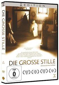 Die große Stille (OmU)[DVD/NEU/OVP] von Philip Gröning über das Klosters La Gran