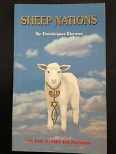 Sheep Nations by Dominiquae Bierman S/C Used Good Christianity